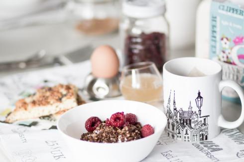 god nyttig frukost
