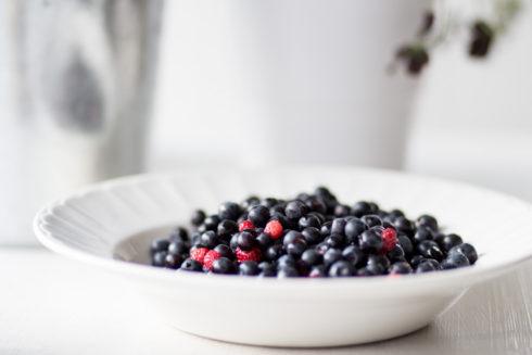 blåbär nyttigt