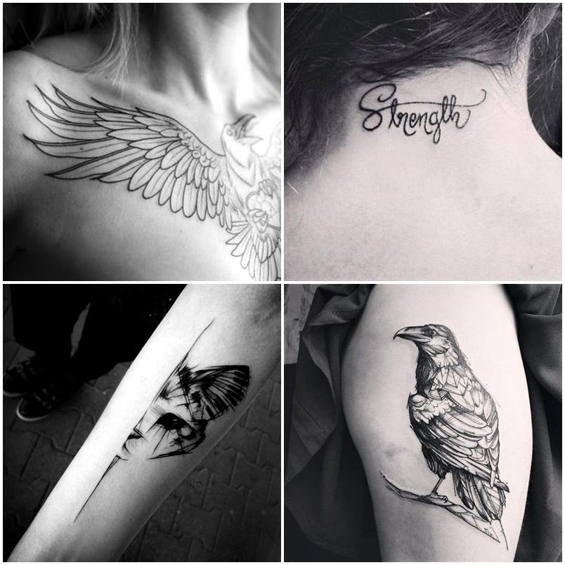olika tatueringars betydelse