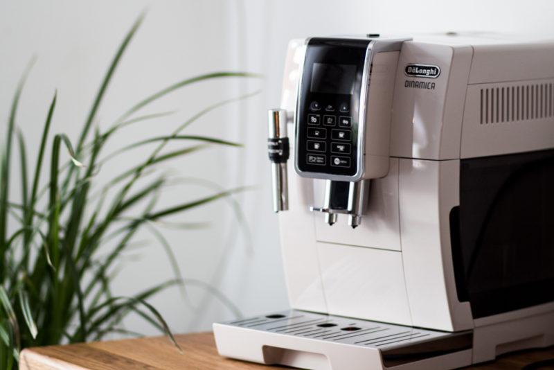 espressomaskin de´longhi dinamica