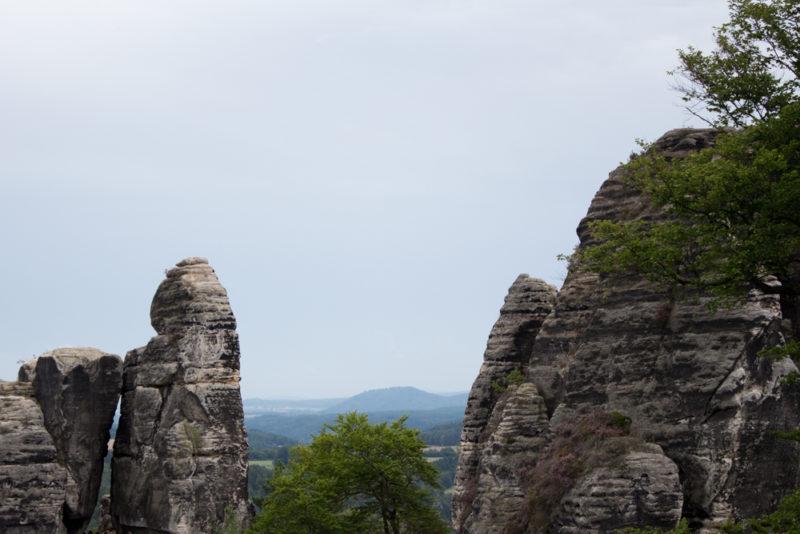 bastei-bron saxiska schweiz