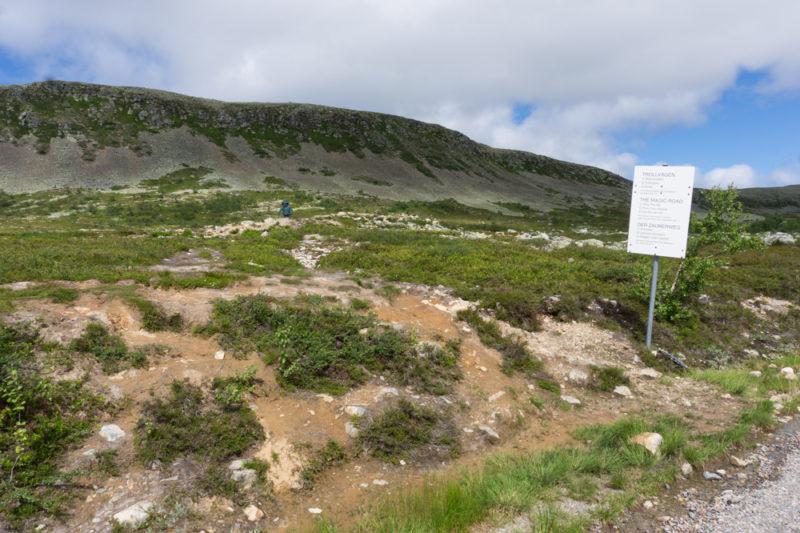 Trollvägen Nipfjället