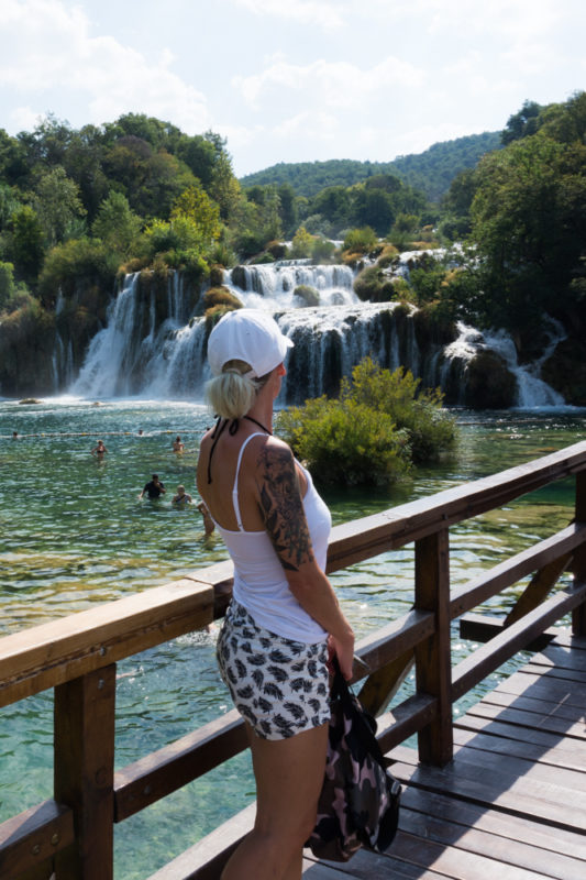 krka vattenfall