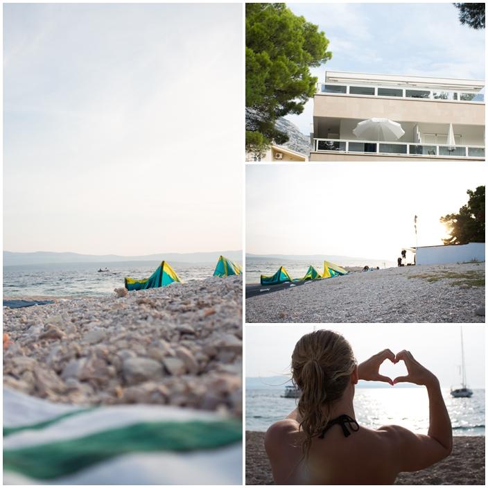 stranden i Bol